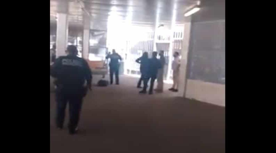 Video: Agentes estadounidenses matan a Mexicano que cruzaba la frontera en la garita, era un traficante se excusaron