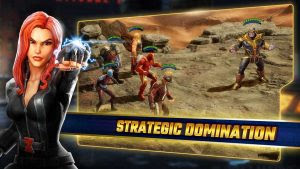 MARVEL Strike Force MOD APK