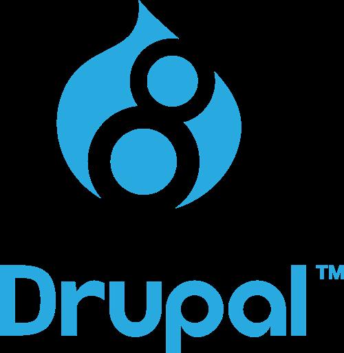 drupal 8 logo