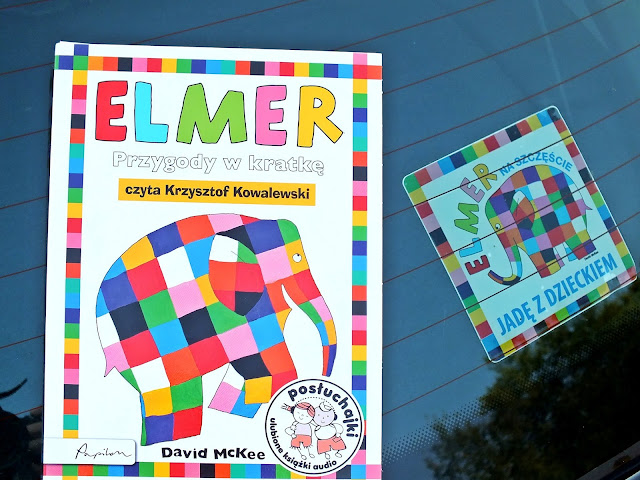 """""""Posłuchajki"""" fantastyczne audiobooki dla dzieci"""