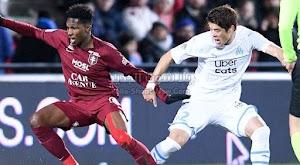 نادي ميتز يوقف سلسلة إنتصارات مارسيليا بالتعادل الاجابي في الدوري الفرنسي