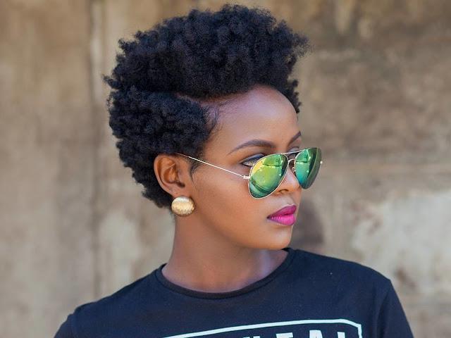 Curly Pixie Cut For Short Hair.