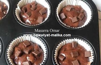 مافن كيك شوكولاته
