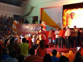 Renan Germano e Francinaldo são confirmados Candidatos a prefeito e vice em Picuí