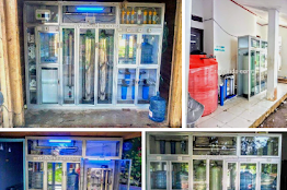 Jasa Pembuatan Depot Air Minum Lampung harga Murah