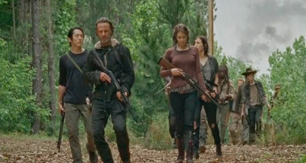 The Walking Dead 5x02 - Strangers