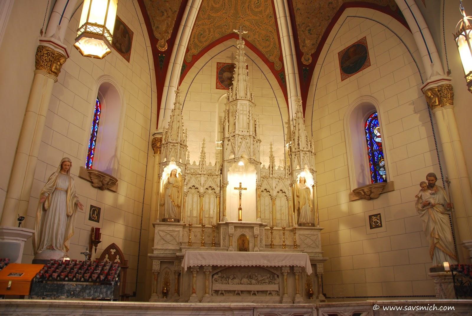 Altar @ Loretto Chapel