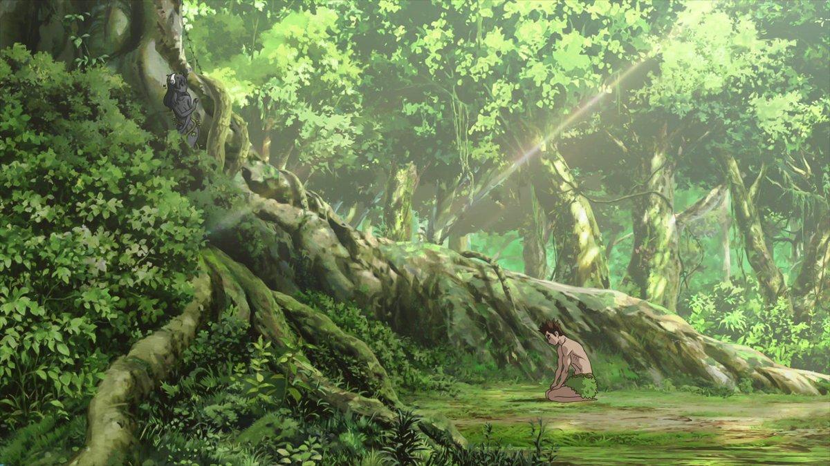 アニメ「ドクターストーン」1話(新)感想 「三千年と七百年前から愛していた!」アクエリオンかな?