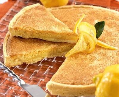 طورطة الليمون