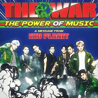 EXO - THE WAR The Power of Music Albümü