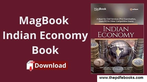 Magbook Indian Economy PDF