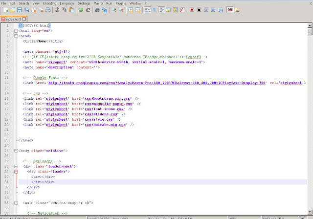 xiaomiintro kode html