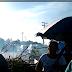 População de Pitimbu protesta pedindo ao prefeito Luz e água