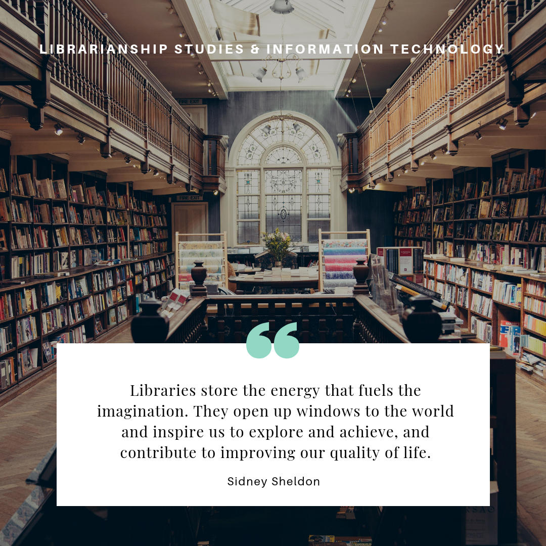 Libraries store the energy that fuels the imagination - quote