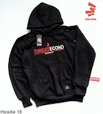 HOODIE THREESECOND (H18)