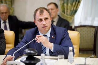 Сергей Вострецов в Общественной палате