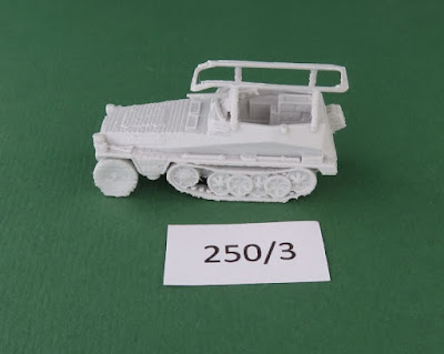 Sd Kfz 250/1 to 11 picture 10