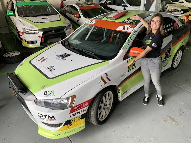 BGR Motorsport previa Rally Patrio