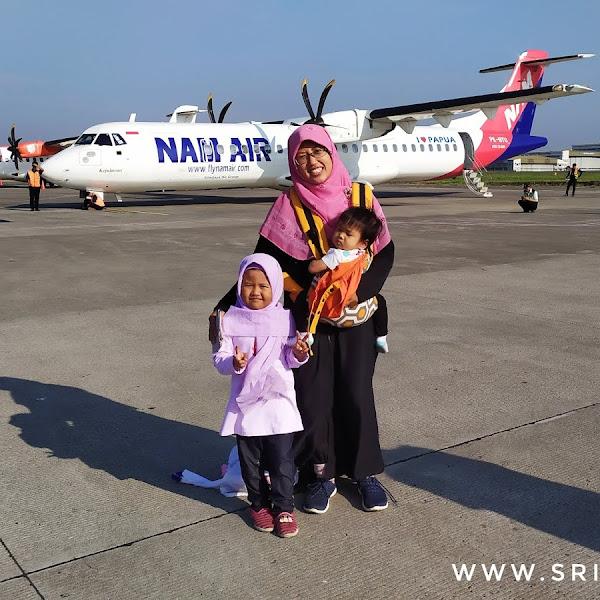 Rencana Tak Terduga, Naik Pesawat & Liburan Bersama Traveloka Xperience