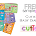 Free Cuties Diapers Sample Pack