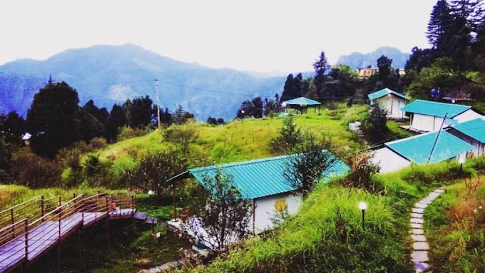 Dhanaulti - Uttarakhand