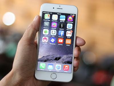 Thay màn hình iPhone 6 chính hãng