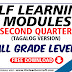 ADM Self Learning Modules for 2nd Quarter Grades 1-12
