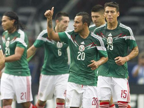 México Mundial Brasil 2014