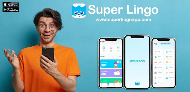 تنزيل Superlingo: Learn Languages  - برنامج تعلم اللغة الإنجليزية والصينية للاندرويد