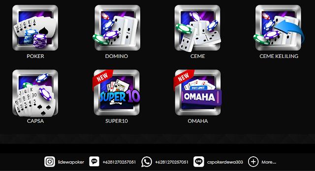 Ciri Situs Poker Online Terbaik