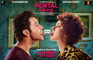 Mental Hai Kya First Look Poster