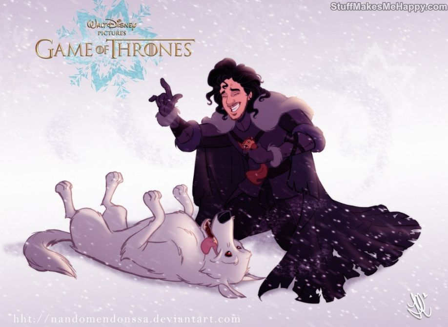 1. John Snow and the Ghost