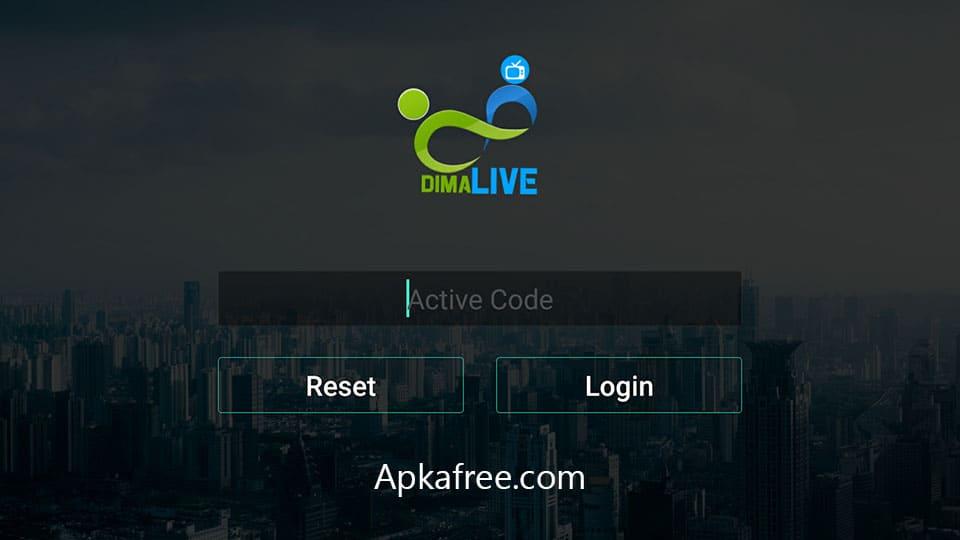 Dima Live IPTV 2019 - Apkafree