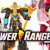 Revelados novos brinquedos de Power Rangers para 2020