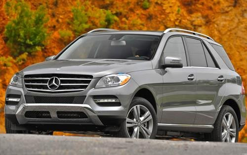 2012 Mercedes Benz Ml350 Reviews And Guide Circuit Schematic Diagram
