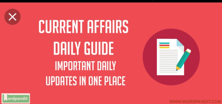 Best Current Affairs Ebook