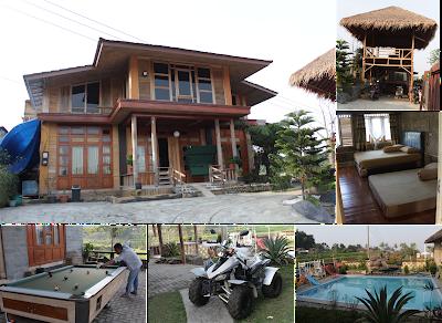 Villa Kang Darwin - Villa Satu Rumah di Garut