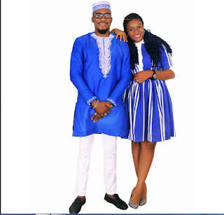 Actor Jnr Pope & Wife Celebrate 2nd Wedding Anniversary With Inspiring Photos