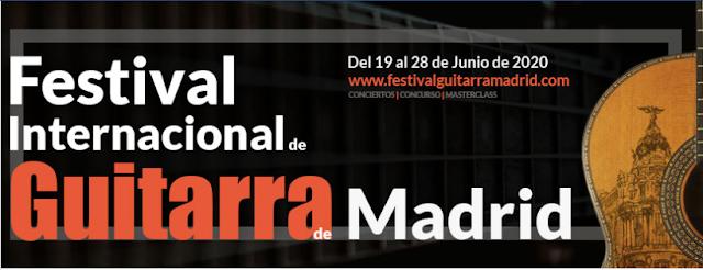 FESTIVAL DE GUITARRA DE MADRID