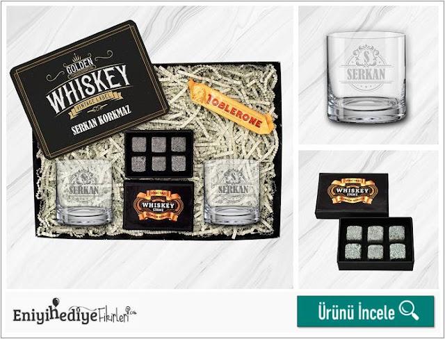 Viski Severlere Özel Hediye Kutusu