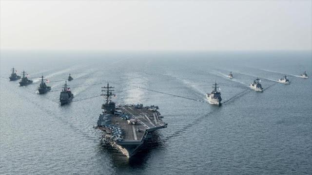 EEUU y Seúl alistan maniobras en medio de tensiones con Pyongyang