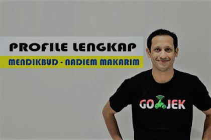Profile Lengkap Nadiem Makarim