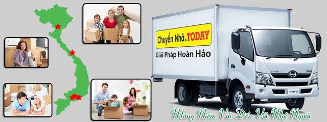 Dịch vụ chuyển nhà trọn gói tốt Thái Phong - Today