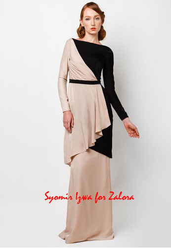 stunning baju kurung designs by syomir izwa at zalora