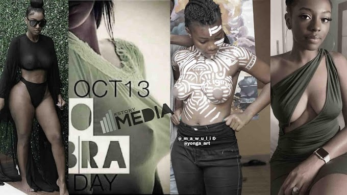 No Bra Day 2019 Trends On Twitter: How Nigerians Are Marking It (See Photos)
