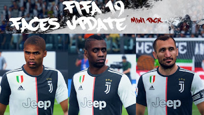 FIFA 19 Mini Facepack by CrazyRabbit