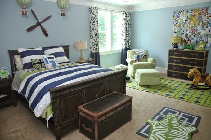 House of turquoise colordrunk designs - Mens bedroom ideas for apartment ...