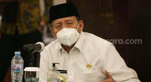 RESMI! Gubernur Banten Berhentikan 20 Pejabat di Dinas Kesehatan