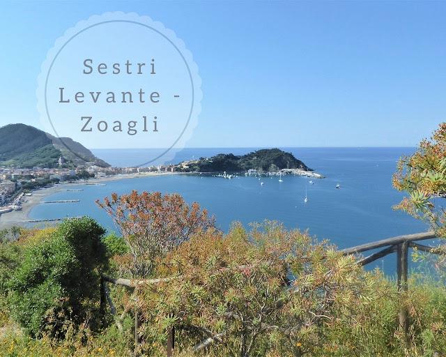 Sentiero Liguria da Sestri Levante a Zoagli