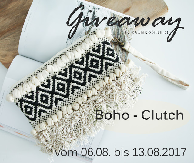 Give Away bei Raumkrönung
